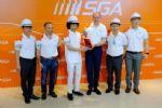 Siam Glass inaugurates Sorg furnace